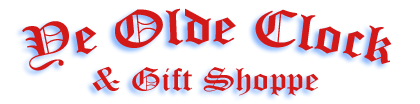 Ye Olde Clock and Gift Shoppe | Dallas, PA 18612 | Clocks, Clock Repair, Gifts and Jewelry