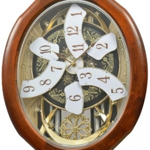 Rhythm-Magnificent-4MH884WD06-Musical-Motion-Wall-Clock-2m