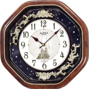 Rhythm-Midnight-Dream-4MH823WD06-Musical-Motion-Wall-Clock-1m