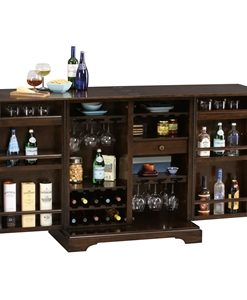 Howard Miller 695-124 Benmore Valley Wine & Bar Cabinet